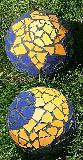 Mosaik-Kugel
