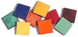 Unsere X Einfarbig Kategorie Im MosaikParadies - Mosaik fliesen 5x5cm