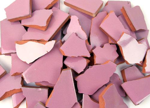 Mosaikfliesen Bruchfliesen G Rosa Kaufen Im MosaikParadies - Rosa mosaik fliesen